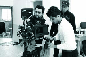 US debut for Bahraini Director at Slamdance