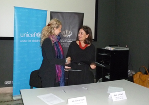 UNICEF and Jordan's Film Commission to screen kids' films in Syrian camp