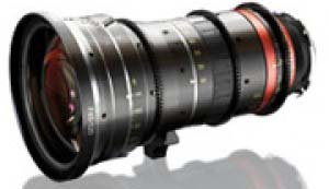 Angénieux showcases high performance zoom lenses at CABSAT
