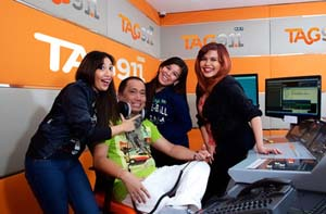 ARN launches the first Filipino Radio Station in UAE