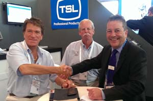 Argosy and TSL Products partner