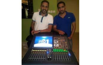 Top Tune Audio Services choose Pro1