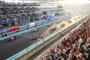 Etihad Airways to screen live news and Formula 1