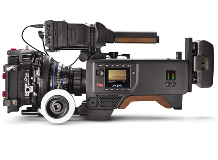 AJA offers first production camera