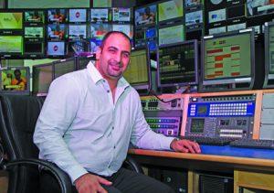 Raad Haddadin, Head of Technical, Al Aan TV.