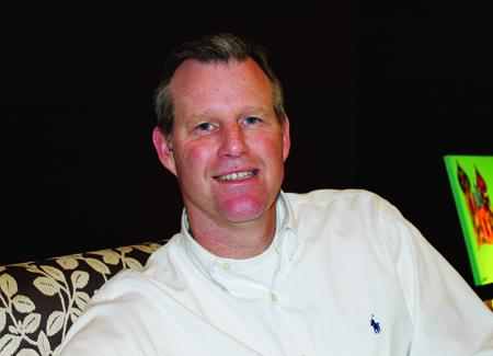 John Stroup, CEO, Belden.