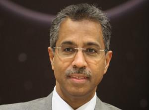Khalid Balkheyour, CEO and President, Arabsat.