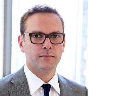 James Murdoch to open Media Mastermind series at MIPCOM