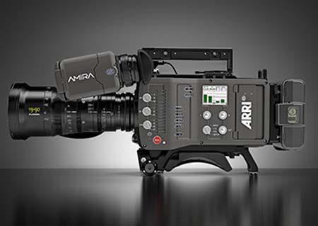 UBMS adds ARRI Alexa and Amira cameras to portfolio