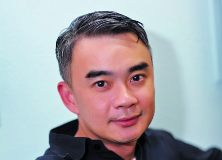 Calvin Koh. Assistant Project Director at BroadcastAsia, SES.