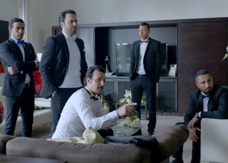Syrian drama series 'The Brothers' has been filming in Abu Dhabi since February 2014.