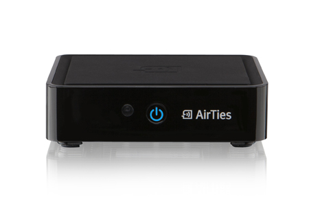 AirTies launches wireless set-top box