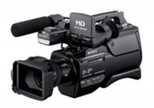 Sony HXR-MC2500.