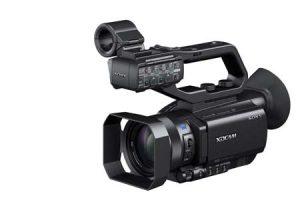 Sony PXW X 70.