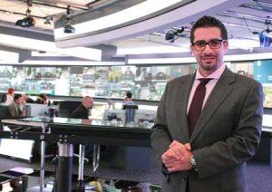 Faisal Abbas, Editor-in-Chief, Al Arabiya English.