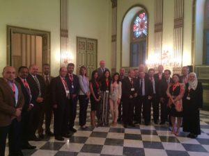 Broadcast Satellite anti-piracy coalition members meet in Cairo.