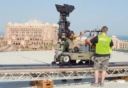 Abu Dhabi among top filming destinations in the world