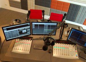 Childrens Media Network Radio Studio 2