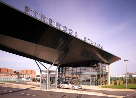 Ross Video opens EMEA headquarters at Pinewood Studios, England