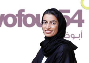 Noura Al Kaabi.