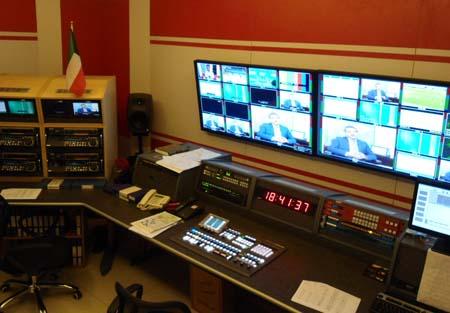 INC delivers second MCR presentation room for Kuwait TV