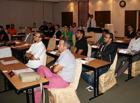 NMK hosts series of seminars across the Gulf region