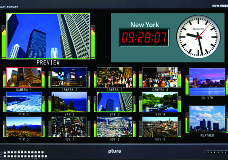 Plura introduces new production timers