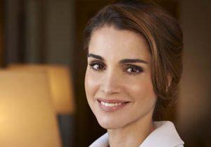 Her Highness Queen Rania.