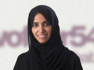 Maryam Al Mheri, COO, Twofour54.