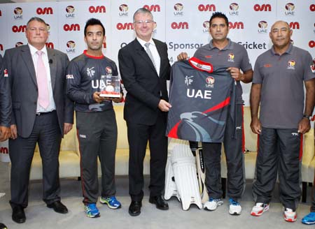 OSN to broadcast ICC World Cup 2015 live