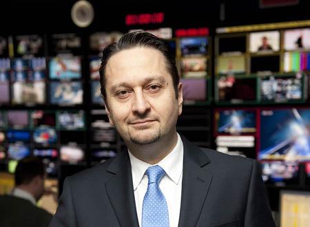 Nart Bouran, Head of Sky News Arabia.