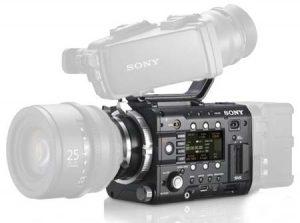 Sony CineAlta.