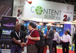 'Anywhere, anytime' Content Delivery solutions at CABSAT