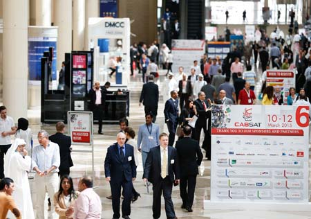 CABSAT records busiest edition to date with more than 13,000 visitors
