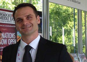 Laurent Mairet, Managing Director, Videlio.