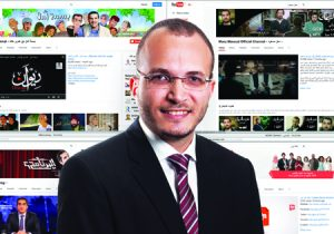 Ossama Youssef, Founder and CEO of Diwan Videos.