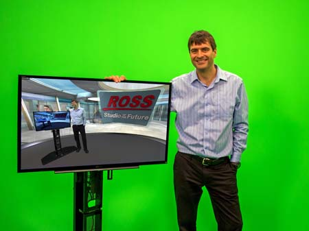 Ross Video opens Studios of the Future