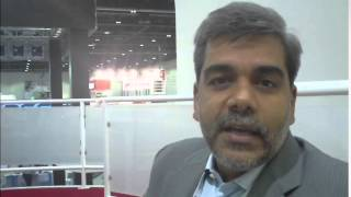 Sanjay Salil, MD of MediaGuru talks about the company's plans in the Middle East at CABSAT 2015.