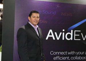 Louis Hernandez, Jr, CEO, Avid.
