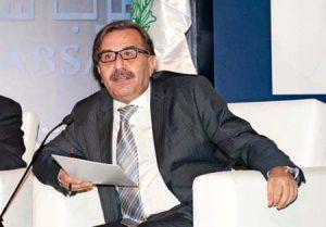 Nabil Shanti, CCO, Arabsat.