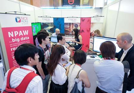 Spotlight on smart technologies at BroadcastAsia 2015