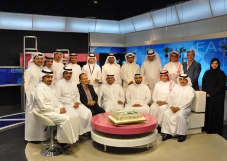 Twofour54 trains SBC delegates for talk shows