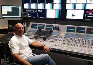 Al Jazeera Lead Audio Specialist Allie Gaffoor.