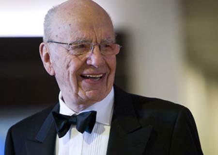 Rupert Murdoch to step down as CEO of 21st Century Fox