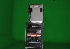 Tek Signals supplied OB kits for ARN's FM channels.