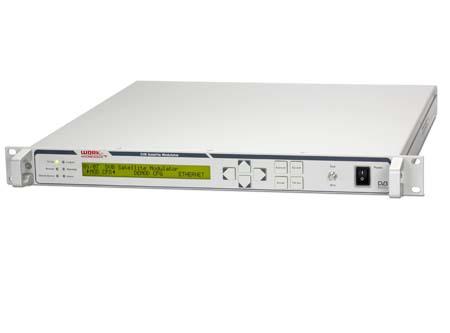 WORK Microwave brings the latest in DVB