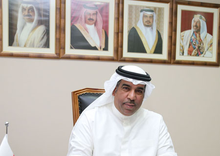 Abdulla AL Balooshi, General Director of Technical and Technology Affairs at IAA.