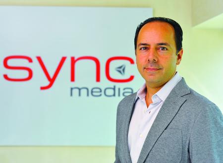 Karim Sarkis is CEO at Sync Media FZ LLC.