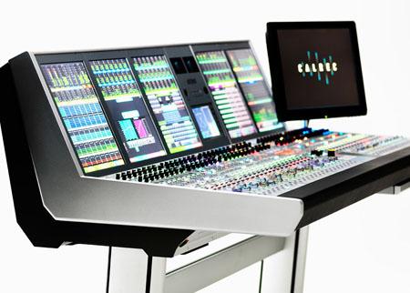 Al Rayyan TV upgrades camel racing studio with Calrec