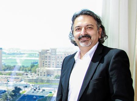 Anuj Gandhi, Group CEO, IndiaCast.